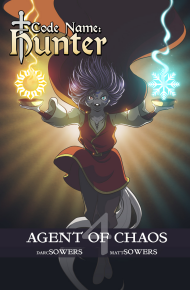 Code Name: Hunter Volume 4 - Agent of Chaos